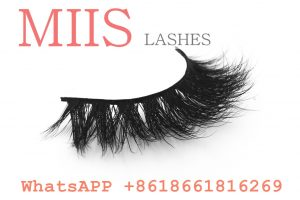 label mink eyelashes