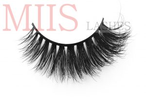 customized cruelty free sable fur eyelashes